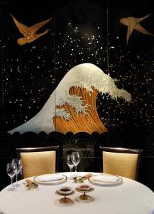 Table at Royal China
